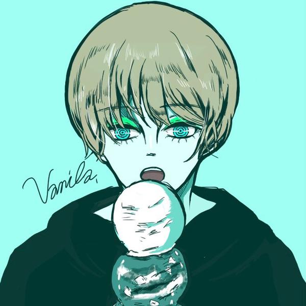 vanilla*低浮上中のユーザーアイコン