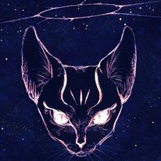 宇宙猫のユーザーアイコン