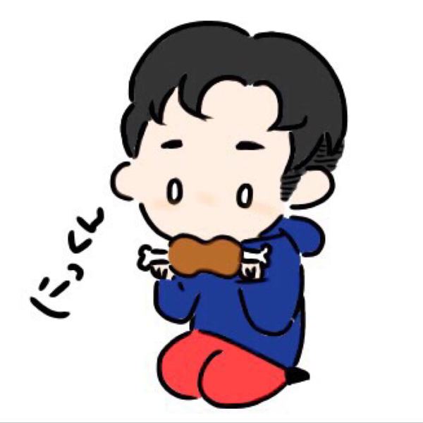 にっくん@(´-ι_-`)のユーザーアイコン