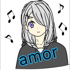 amorのユーザーアイコン