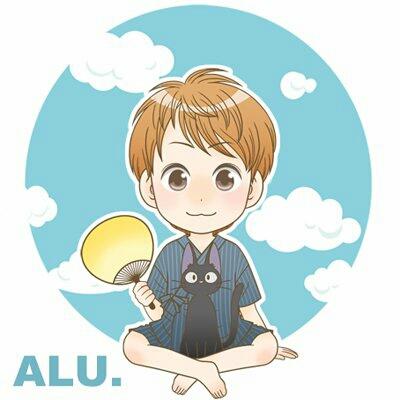 ALU.'s user icon