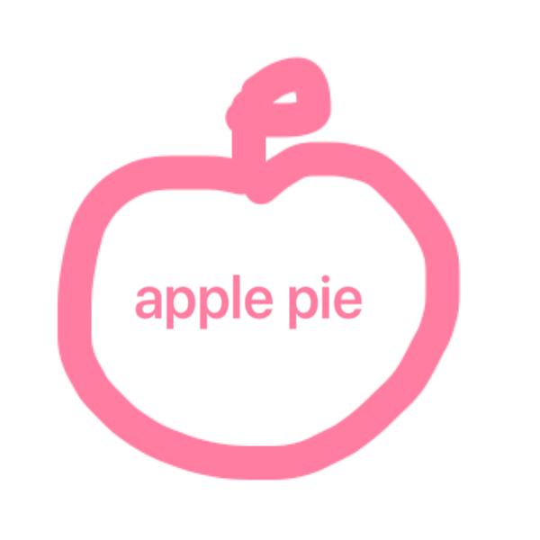 apple pieのユーザーアイコン