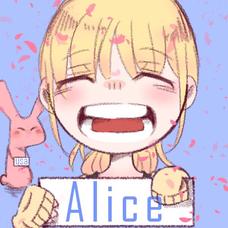 Alice@通知が来ないです💦のユーザーアイコン