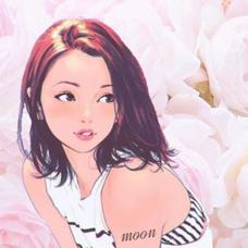 moon@憂、燦々@たばこのユーザーアイコン