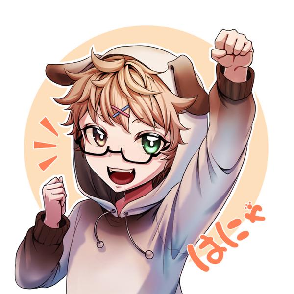 🐾はにゃ🐾's user icon