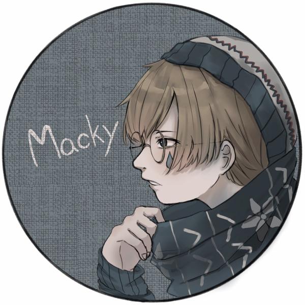 マッキーのユーザーアイコン