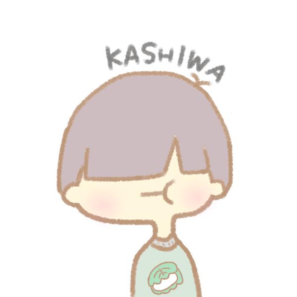 かしわ's user icon