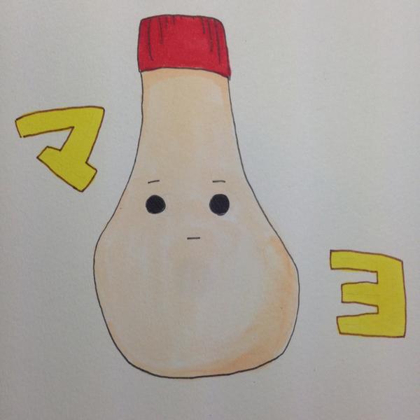 マヨのユーザーアイコン