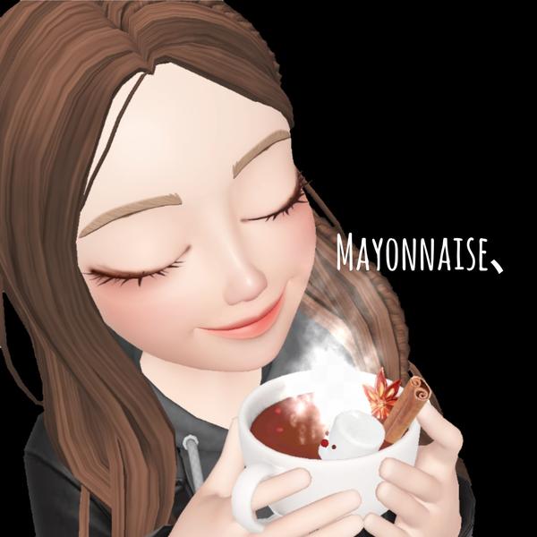 mayonnaise、🎶🐯🎀のユーザーアイコン