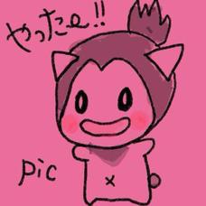 picのユーザーアイコン