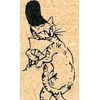 烏帽子猫(猫行司)のユーザーアイコン