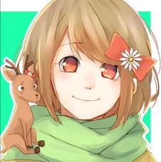 鹿のユーザーアイコン