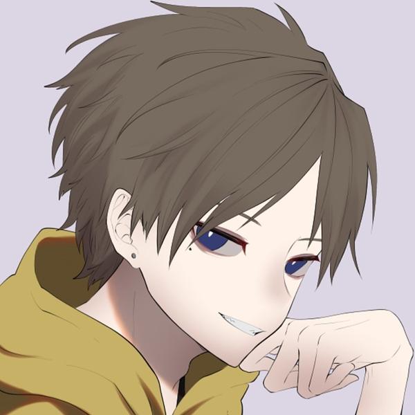 青ひげのユーザーアイコン