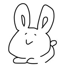 こはく's user icon
