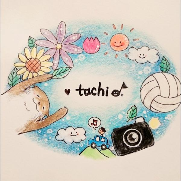 tachiのユーザーアイコン