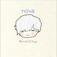 (NÖVÄ)  ノヴァ   アカイトのユーザーアイコン