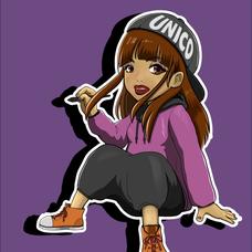 悪ふざけクリエイター✺紫ウナ子 (紫うに子)のユーザーアイコン