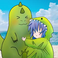 すずしろりん@出戻り⋆͛🦖⋆͛'s user icon