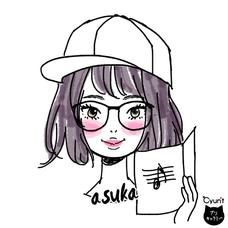 asukaのユーザーアイコン