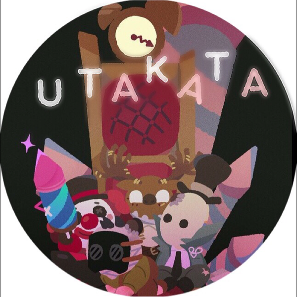 UTAKATAのユーザーアイコン