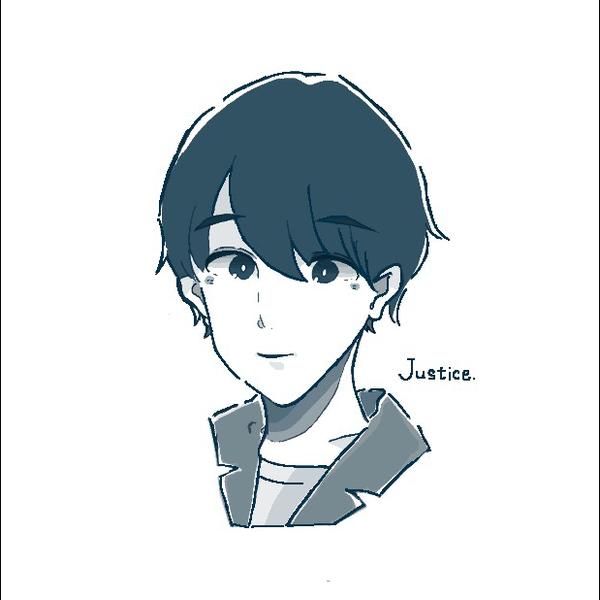 ジャスティスのユーザーアイコン