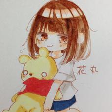 花丸🌼@夜明けと蛍のユーザーアイコン