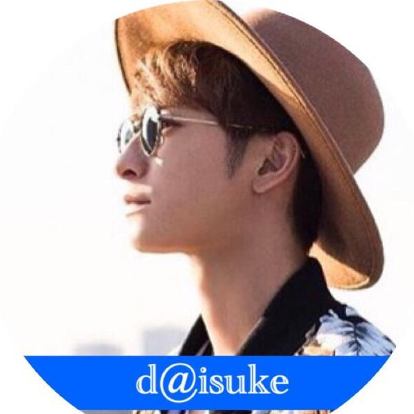d@isukeのユーザーアイコン