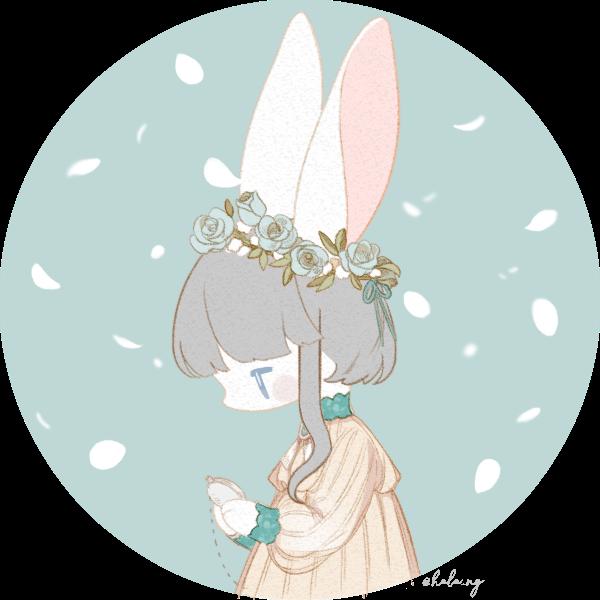 時計ウサギのユーザーアイコン