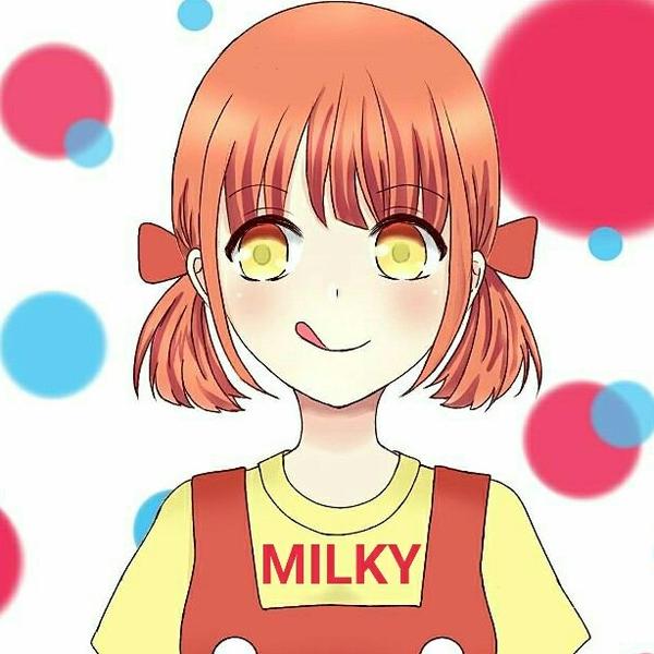ミルキーのユーザーアイコン