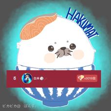 白米❅@低速再始動's user icon