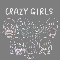 CRAZY GIRLSのユーザーアイコン