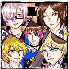 架矢斗produceUNIT「TRUE✧FACE」3月活動再開のユーザーアイコン