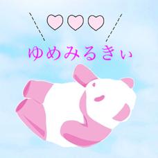 ゆめみるきぃ@サリシノハラのユーザーアイコン