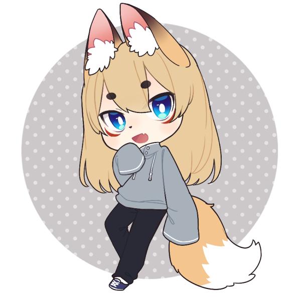 *Haru*(*´ω`*)狐人型になりました。のユーザーアイコン
