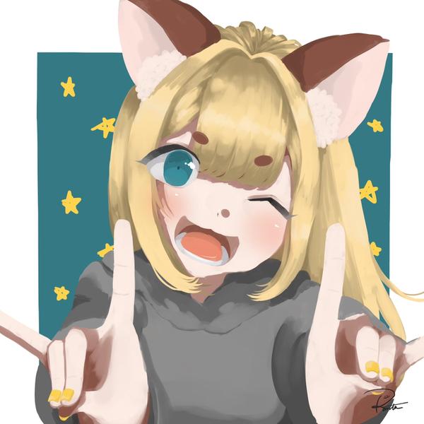 *Haru*(*´ω`*)狐@踊歌った!のユーザーアイコン