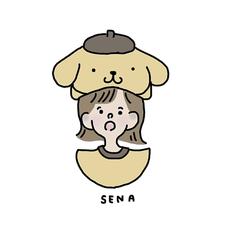 SENA のユーザーアイコン