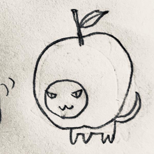 〜のかたまりんごのユーザーアイコン