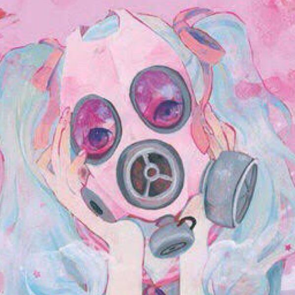 マスクのユーザーアイコン