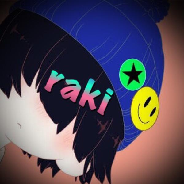 raki【仮】のユーザーアイコン