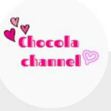 Chocolaチャンネルのユーザーアイコン