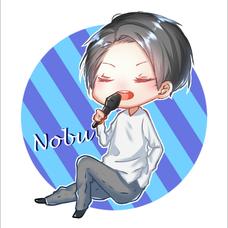 NO-BU➡️の部のユーザーアイコン