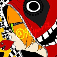 黒百合(*´◒`*)<両声類になりたい魔王のユーザーアイコン