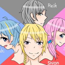 紫音-しおん-&志乃-shino-のユーザーアイコン
