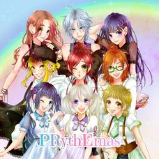 アイドルユニットPRythEmas(プリズマ)のユーザーアイコン