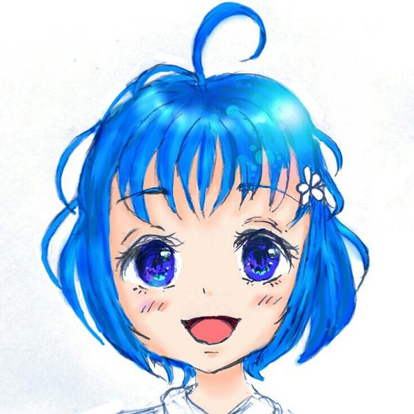 群青瑠璃@台本利用ありがとうございます!'s user icon