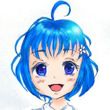 群青瑠璃@台本利用ありがとうございます!のユーザーアイコン