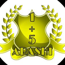 1+5 ARASHI 共同垢のユーザーアイコン
