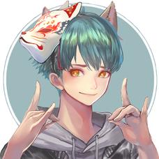 狐のきっくん(元:ぬいぐる@)のユーザーアイコン