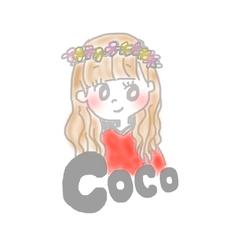 cocoのユーザーアイコン