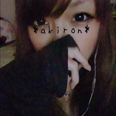 *akiron*のユーザーアイコン